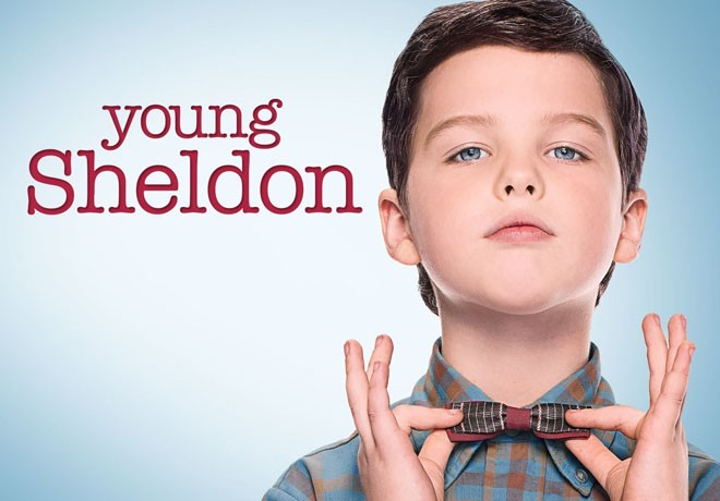 Warner Channel - Young Sheldon 1