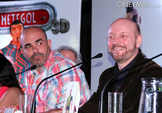Argentina Comic-Con - Juan Jose Campanella
