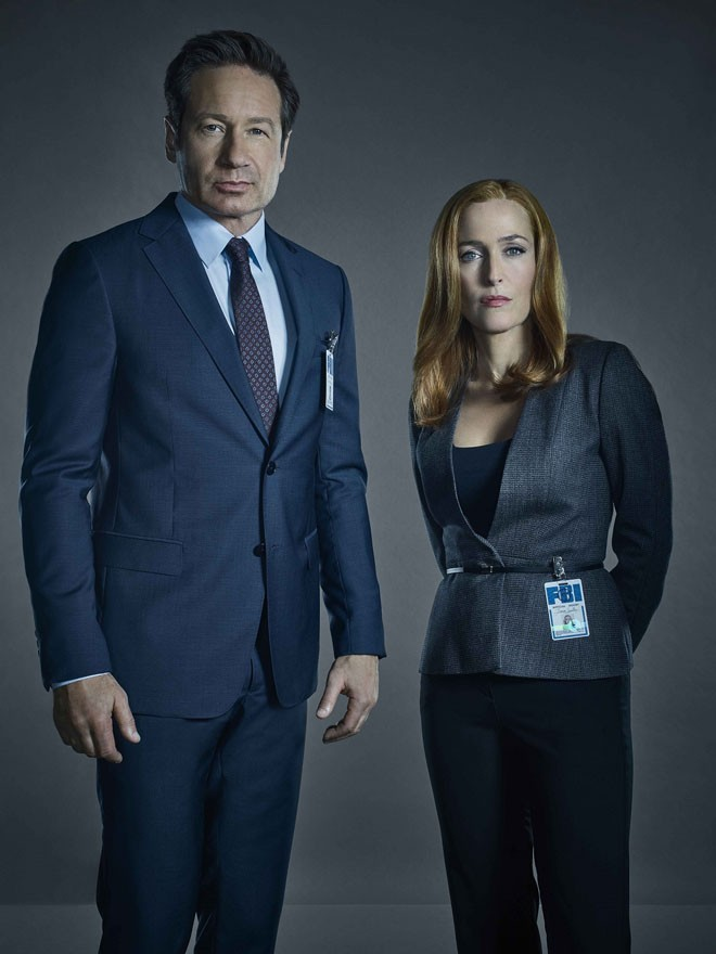 FOX - The X Files - Temporada 11 1