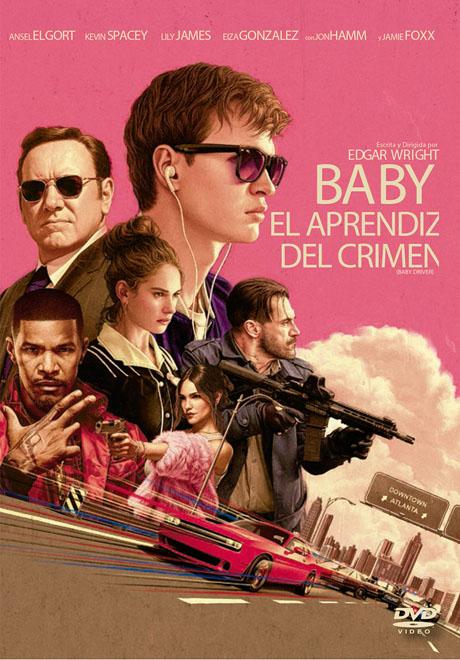 SBP Worldwide - Transeuropa - Baby - El Aprendiz del Crimen - Baby Driver