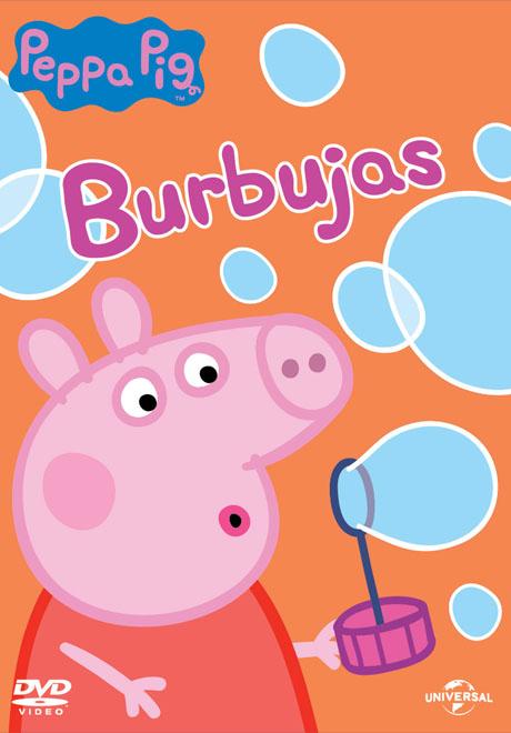 SBP Worldwide - Transeuropa - Peppa Pig Burbujas - Peppa Pig Bubbles