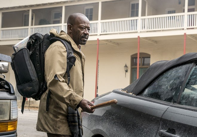 AMC - Fear the Walking Dead - Lennie James
