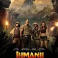 Afiche - Jumanji en la Selva