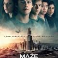 Afiche - Maze Runner - La Cura Mortal