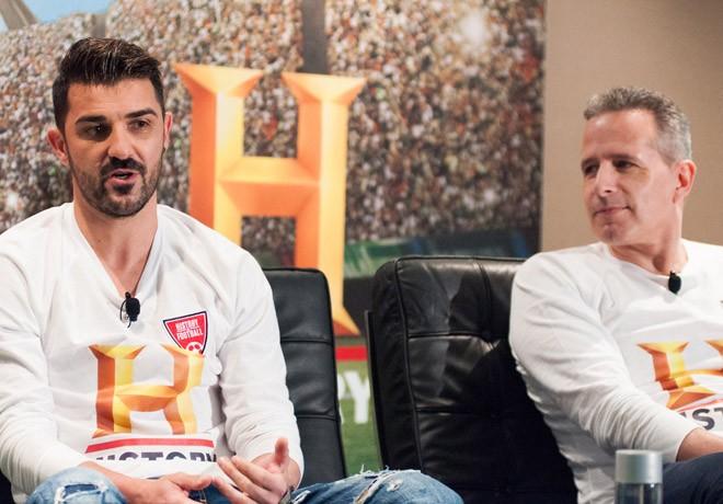 History - La Historia del Futbol - History of Football - David Villa - Dan Korn