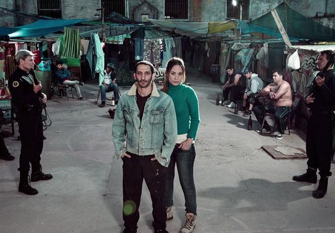 Universal Channel - El Marginal - Juan Minujin - Martina Gusman