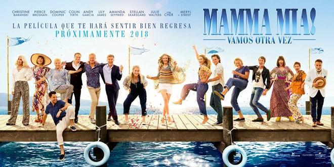 Universal Pictures - Mamma Mia Vamos Otra Vez