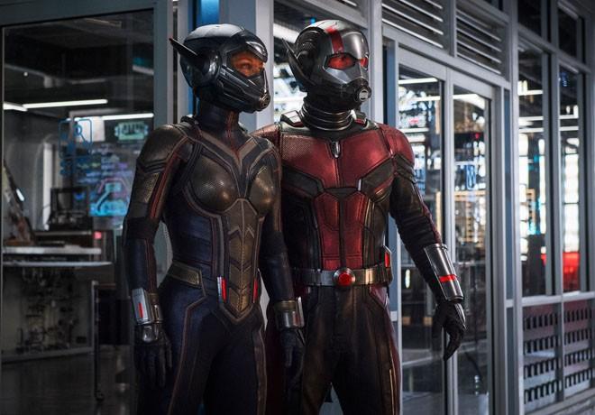 WDSMP - Marvel Studios - Ant-Man and The Wasp - El Hombre Hormiga y La Avispa 1
