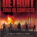 Afiche - Detroit - Zona de Conflicto
