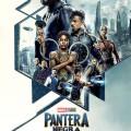 Afiche - Pantera Negra