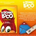 Concurso El Pájaro Loco - La Película