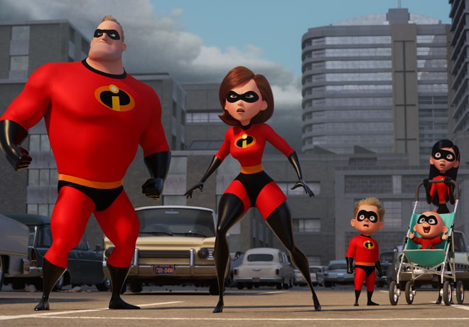 Disney-Pixar - Los-Increibles 2 Incredibles 2 1