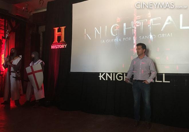 History - Experiencia Knightfall - Miguel Barilovsky