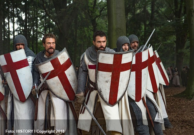 History - Knightfall 1