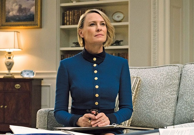 Netflix - House of Cards - Robin Wright