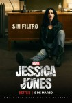 Netflix - Jessica Jones - Temp 2 - Key Art - Arte de Tapa