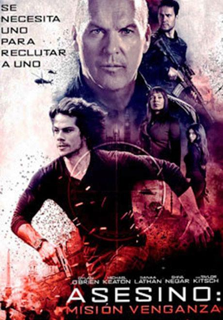 SBP Worldwide - Transeuropa - Asesino - Mision Venganza - American Assassin