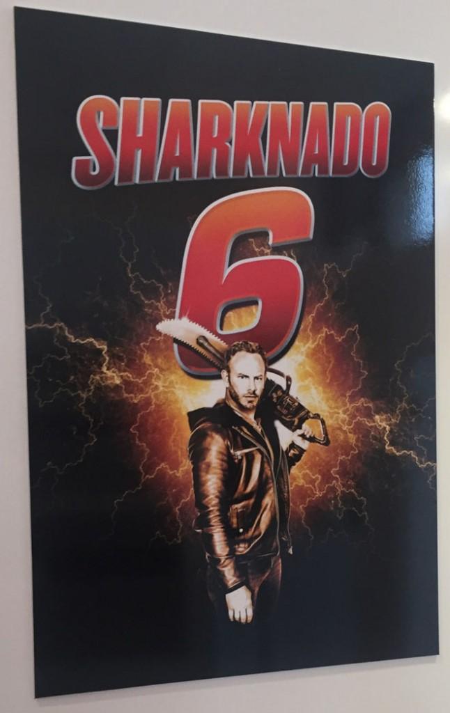 Syfy - Sharknado 6