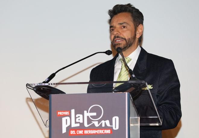 TNT - V Premios Plantino al Cine Iberoamericano - Eugenio Derbez
