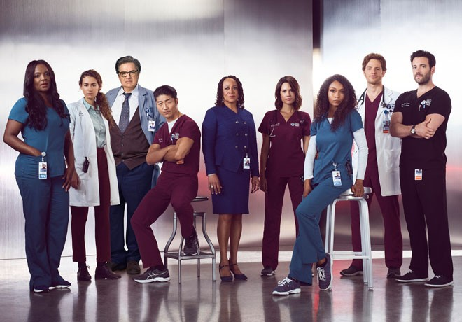 Universal Channel - Chicago Med - Temporada 3 1