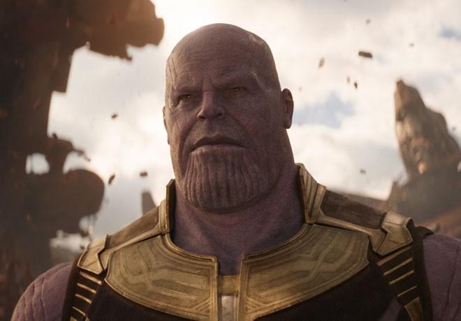 WDSMP - Marvel - Avengers - Infinity War - Thanos
