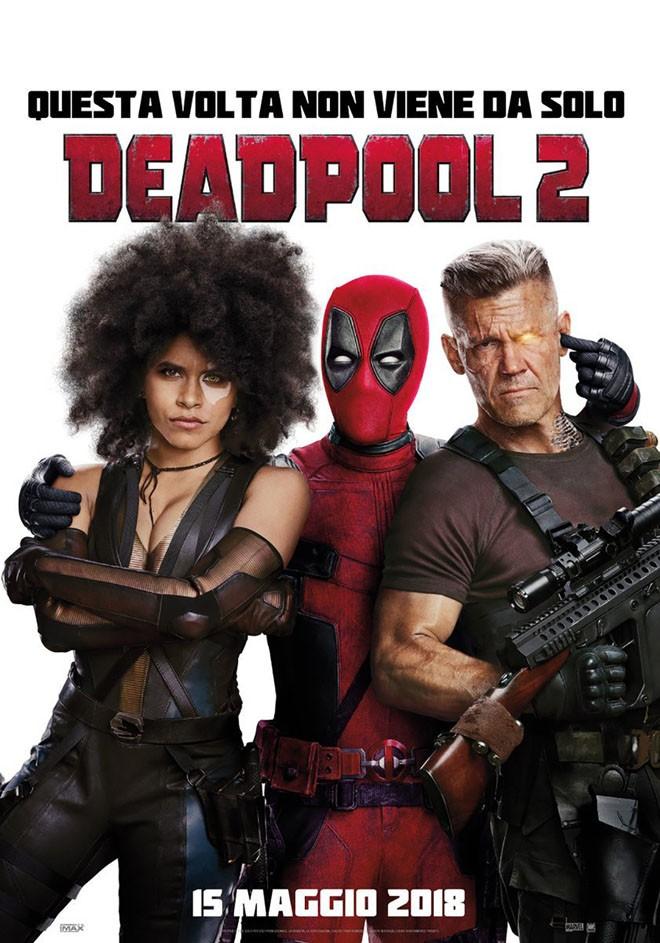 20th Century Fox - Deadpool 2