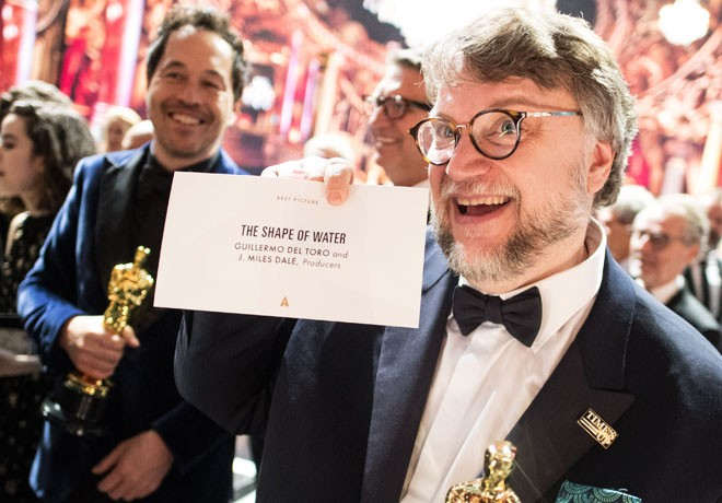 AMPAS - Premios Oscar - Academy Awards - Guillermo del Toro