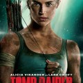 Afiche - Tomb Raider - Las Aventuras de Lara Croft