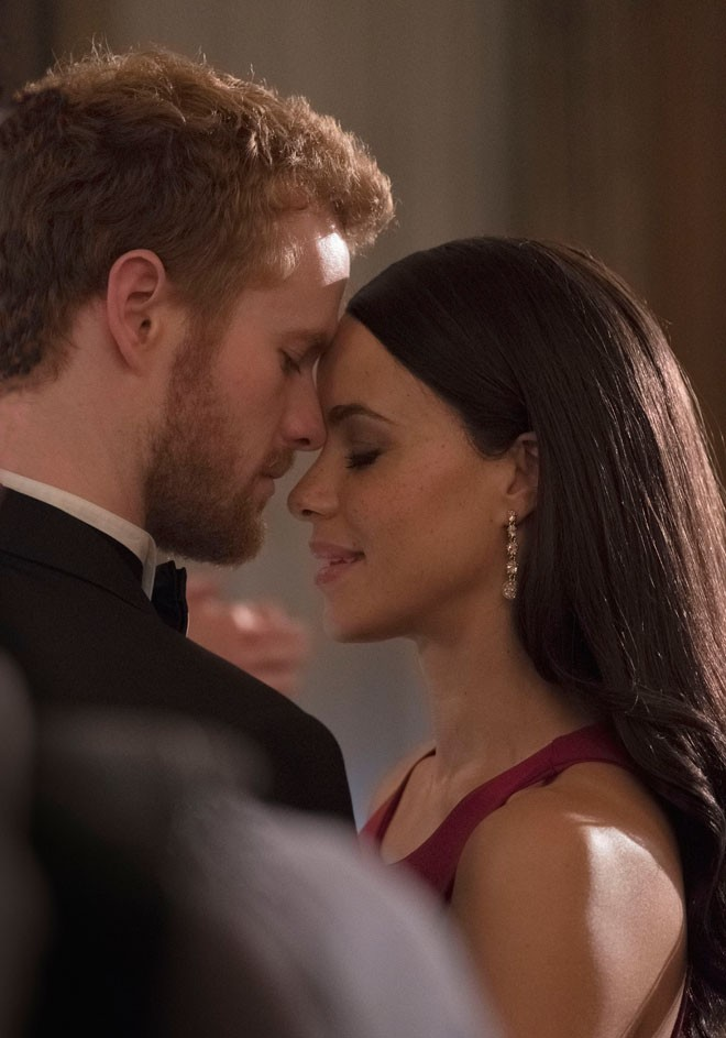 Lifetime - Harry and Meghan - A Royal Romance 2