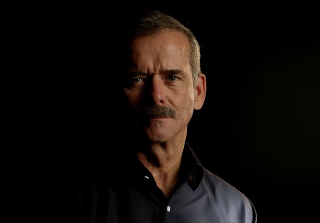 Nat Geo - One Strange Rock - Chris Hadfield