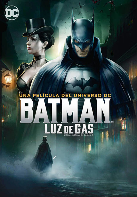 SBP Worldwide - Transeuropa - Batman Luz de Gas - Batman Gotham by Gaslight