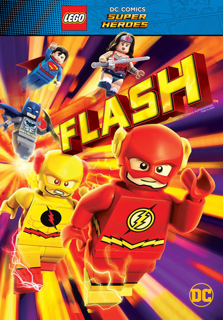 SBP Worldwide - Transeuropa - DC Comics Super Heroes - LEGO Flash