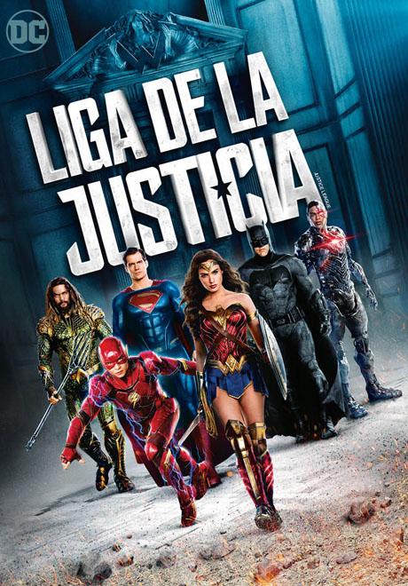 SBP Worldwide - Transeuropa - Liga de la Justicia - Justice League