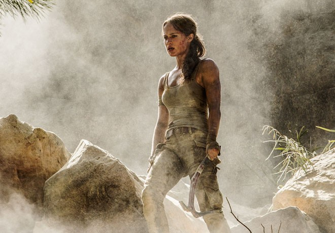 Tomb Raider - Las Aventuras de Lara Croft