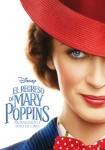 WDSMP - El Regreso de Mary Poppins - Poster