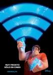 WDSMP - Walt Disney Studios Animation - Wifi Ralph - Teaser Poster