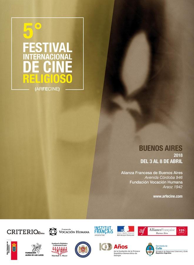 ARFECINE - Quinta Edicion - Afiche