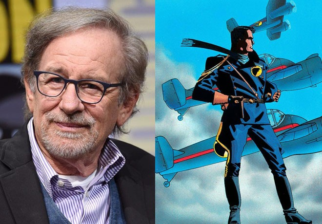 DC Comics - Steven Spielberg - Blackhawk