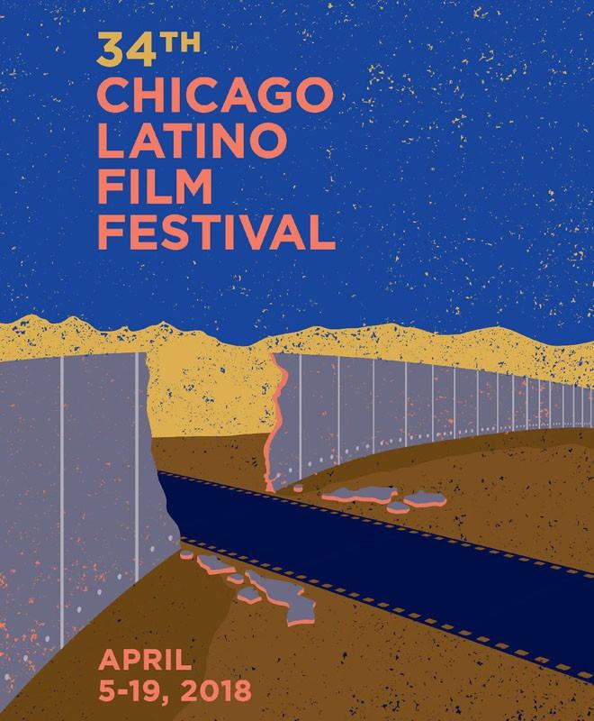 Festival de Cine Latino de Chicago - Poster