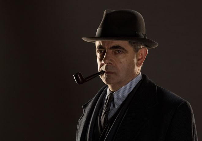 Filma and Arts - Maigret - Rowan Atkinson