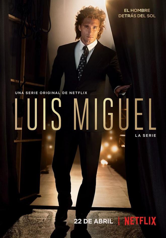Netflix - Luis Miguel La Serie - Afiche Oficial