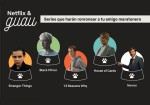 Netflix y Guau - Infografia 1