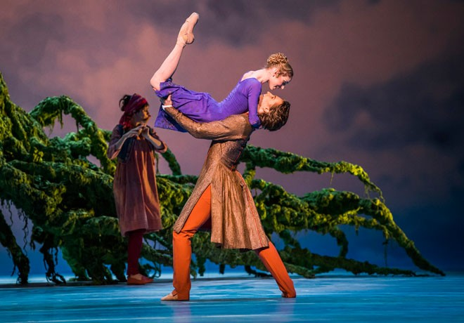 Showcase - El Cuento de Invierno - Royal Ballet The Winters Tale