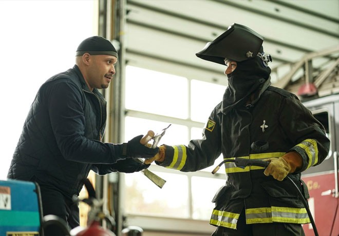 Universal Channel - Chicago Fire - Entrevista - Joe Minoso 3