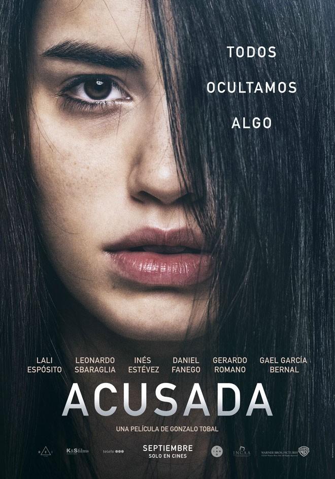 Warner Bros Pictures - Acusada - Teaser Poser