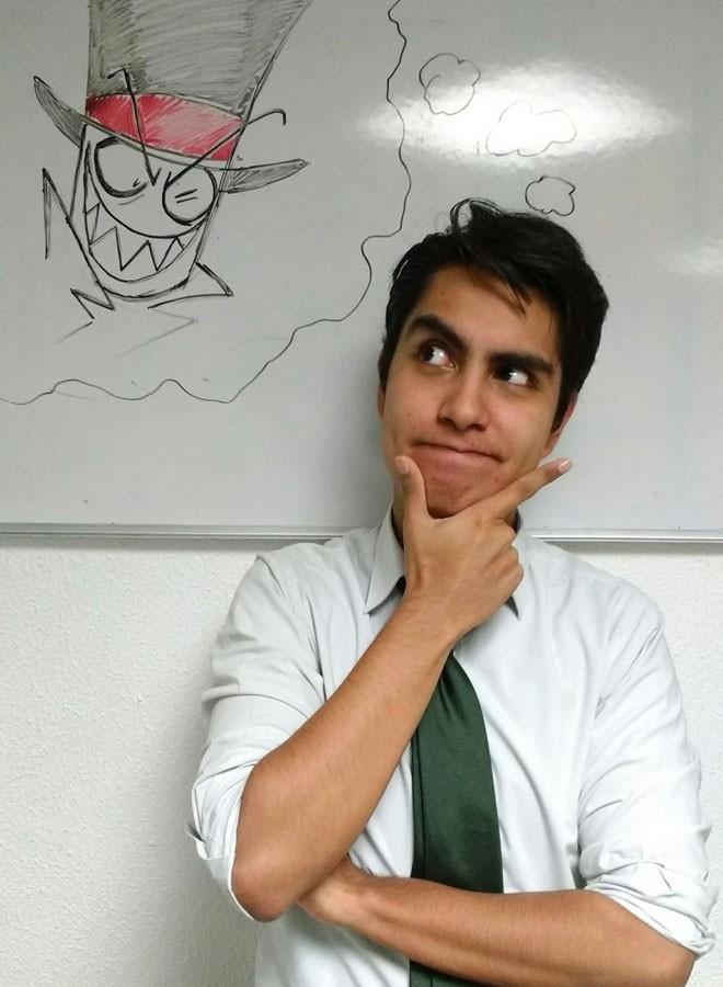 Cartoon Network - Argentina Comic-Con - Alan Ituriel