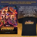 Concurso Avengers - Infinity War