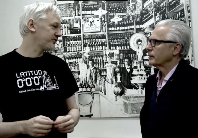 Festival Internacional de Cine Político - Garzon - Assange - El Juez y el Rebelde