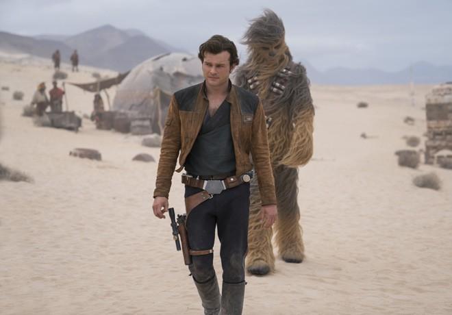 Han Solo - Una Historia de Star Wars 11