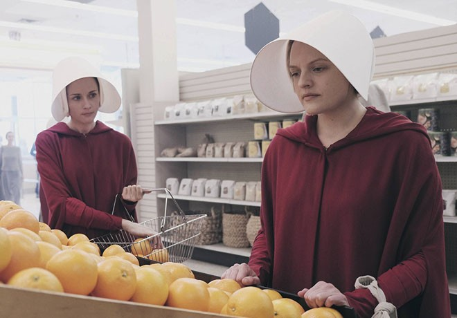 Hulu - Paramount Channel - The Handmaids Tale - Season 3
